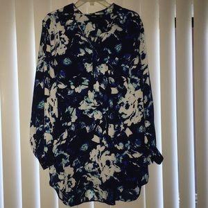 Plus size blouse/ tunic